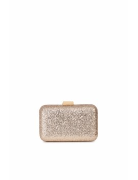 LIU·JO BOLSO CLUTCH GOLD