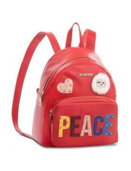 LOVE MOSCHINO MOCHILA CHARMING
