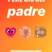 Felicidades a todos los papis❤️🌈🌼Ciudaros mucho 💋 #quedateencasa #felizdiadelpadre #felizsanjose #yomequedoencasa #omblancspirit #yomequedoencasa